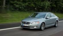 Volvo S80 får utmärkelsen 2014 års Top Safety Pick+ från IIHS