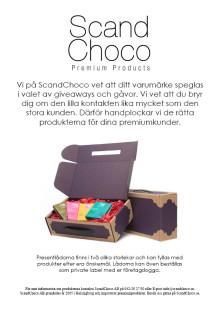 ScandChoco's Presentlådor