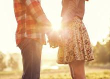 Omtänksam med snygga kläder är knepet för att få en partner
