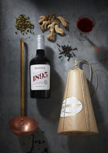 BLOSSA 1895  – En 120 år bortglömd receptskatt väcks till liv