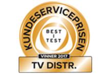 Get vant Kundeserviceprisen 2017