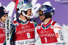 HEAD-Premiere: Erster Slalom-Doppelsieg bei den Herren