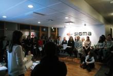 The First Female IT Network Kicked off in Växjö