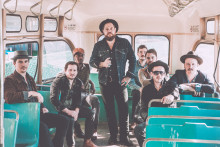 ​Soulet sjælesmørelse med Nathaniel Rateliff And The Night Sweats i VEGA