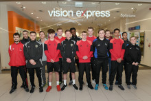 Coach Core apprentices have eye on success, thanks to Vision Express backing