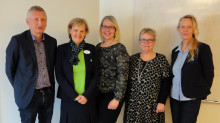 Avtalsskrivning gällande tre särskilda boenden i Östersund