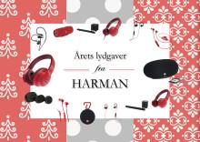 Årets lydgaver fra Harman