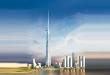 KONE vinner ordre til Saudi-Arabias Kingdom Tower, verdens høyeste bygning