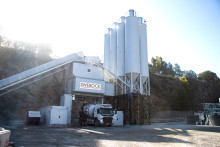 Swerock inviger Västsveriges klimatsmartaste betongfabrik