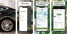 WeRide lanserar Sveriges första renodlade eltaxi app