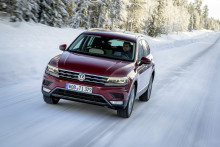 Volkswagen prissætter den nye Tiguan
