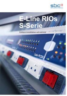 SAIA E-Line RIO S-Serien