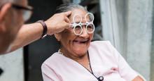 Ge bort dina gamla glasögon