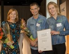 Utmärkelse till Barista i Hållbart Ledarskap