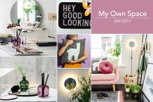 Lagerhaus presenterer kolleksjonene My own space