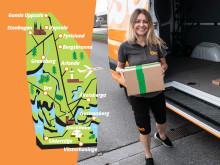Best Transport erbjuder snabbare leverenser mellan Uppsala och Stockholm