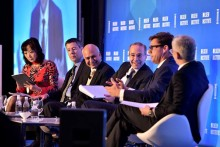 Kimberly-Clark at the Milken Institute Asia Summit 2015