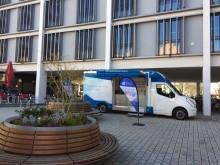 Beratungsmobil der Unabhängigen Patientenberatung kommt am 12. Oktober nach Ingolstadt.