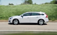 Volvo Personvagnar börjar sälja Volvo V60 Plug-in Hybrid 2012