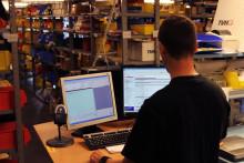 Smarta IT-system gör orderhanteringen effektiv för TVH Nordic