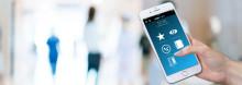 Sjukhusport fjärrstyrs med hjälp av app