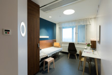 Invigning av de första nya vårdplatserna inom psykiatrisk heldygnsvård