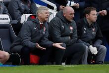 Sista chansen för Wengers Arsenal