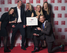 Transcendent Group är en av Sveriges bästa arbetsplatser