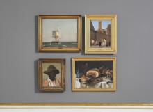 Auktion i dag med ukendt portræt af Pissarro