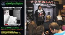 """PSYKIATRINS DIAGNOSER HOTAR NATIONALBUDGETEN. NY """"MÄNSKLIGA RÄTTIGHETER"""" UTE."""