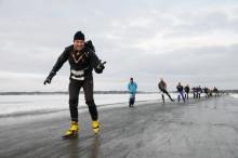 Vikingarännet 2013 - vinterns stora skridskolopp!