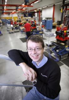 Indexator tilldelas Arbetsförmedlingens stafettenutmärkelse 2010