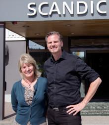 Hotelldirektörer från Scandic i styrgruppen när Stockholm blir Fairtrade City