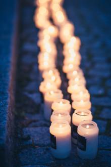 Ett ljus tänds för varje självmord