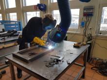 Invigning av ny industriutbildning i Alingsås