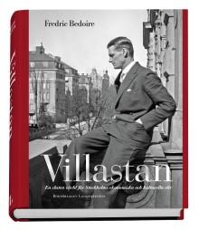 Ny bok! Villastan – palats, salonger och livsöden