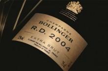 Winefinder anordnar exklusiv provning av Bollinger R.D 2004