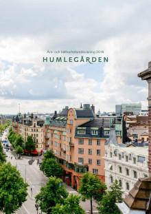 Humlegården Fastigheter AB Års- och hållbarhetsredovisning 2016