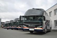 5 nye busser til Abildskou