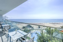 New Maritim Hotel on the Bulgarian Black Sea coast
