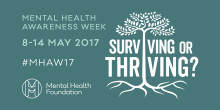 Mental Health Awareness Week 2017: Supporting Better Mental Health in Bury