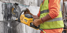 "DEWALT® Announces 9"" 60V MAX* Cut-Off Saw"