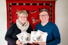 Sameskolstyrelsen släpper fem nya barnböcker på tre samiska språk