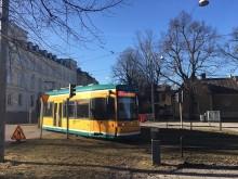 Nya spår på Värmlandsgatan