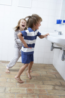 Pusse opp badet? Det trenger ikke bli så dyrt!