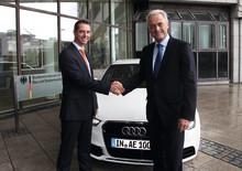 Testflotta med Audi A1 e-tron för ökad kunskap om e-mobilitet