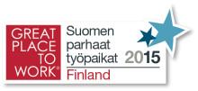 Visma Solutions Oy on yksi Suomen parhaista työpaikoista