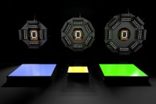 Optimal belysning för varje situation. B&R introducerar belysningssystem för sin visionlösning.