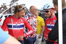 Uttak til Sykkel-VM i Bergen