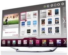 NYA DESIGN-TV FRÅN LG: VARDAGSRUMMETS MITTPUNKT BLIR SMARTARE OCH SNYGGARE ÄN NÅGONSIN
